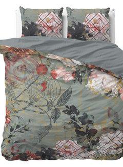 Dreamhouse Bedding Marble Art Deco - Grijs/Groen