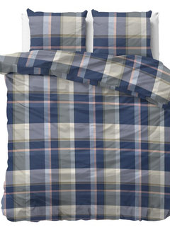 Dreamhouse Bedding Tammy - Flanel - Blauw