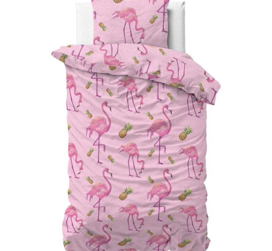 Tropical Flamingo - Roze