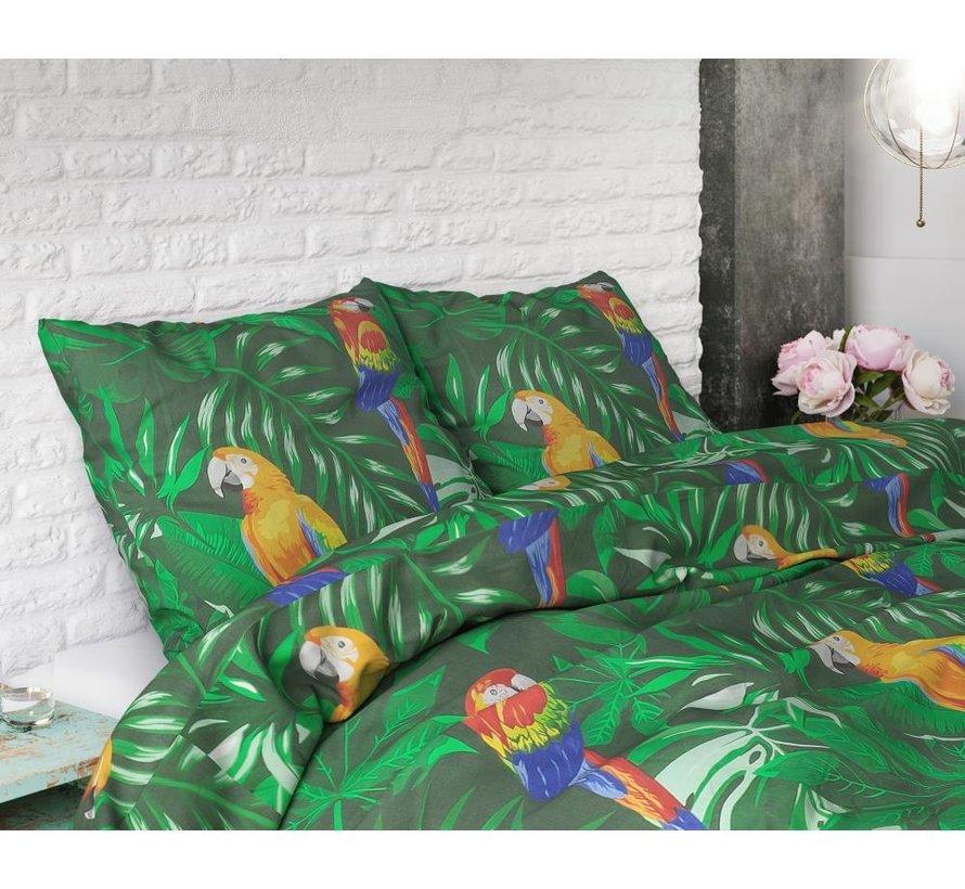 Botanic Parrot - Groen