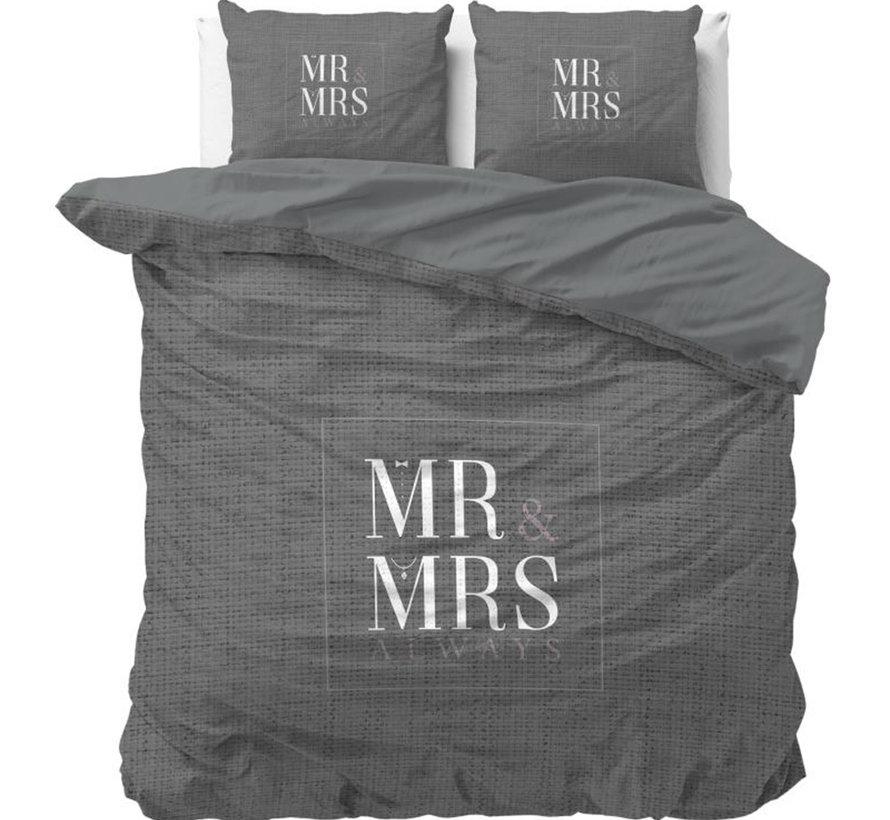 Mr and Mrs Elegant - Antraciet