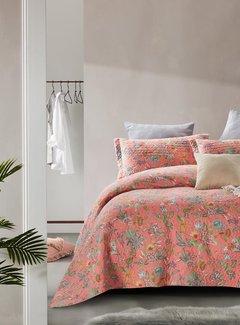 Dreamhouse Bedding Bedsprei - Lauren - Roze