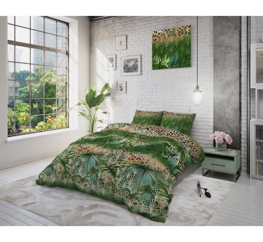 Trendy Jungle - Groen