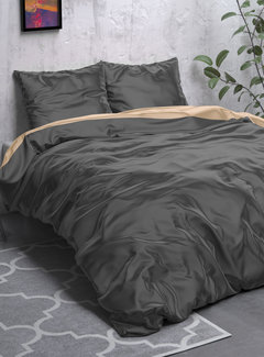 Sleeptime Beauty Double Face - Taupe/Antraciet