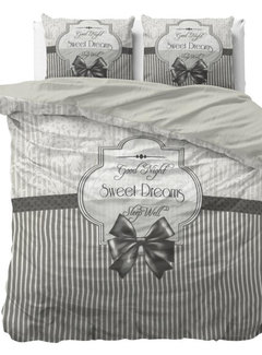 Dreamhouse Bedding Sweet Dreams - Antraciet
