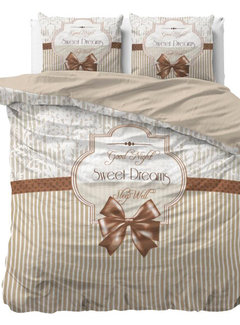 Dreamhouse Bedding Sweet Dreams - Taupe