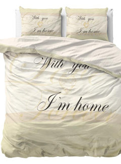 Dreamhouse Bedding With You - Creme