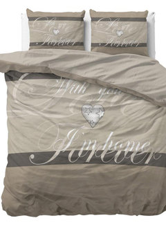 Dreamhouse Bedding With You - Antraciet