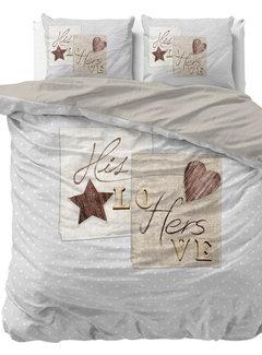Sleeptime Heart Love 2 - Grijs