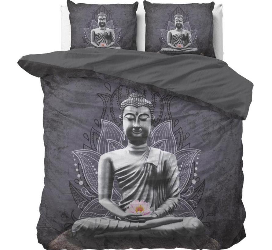 Buddha Flower - Antraciet