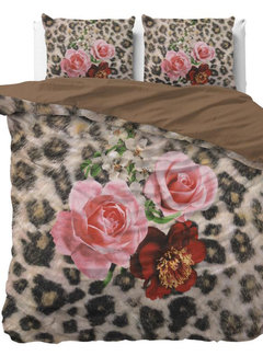 Dreamhouse Bedding Floral Panther - Bruin