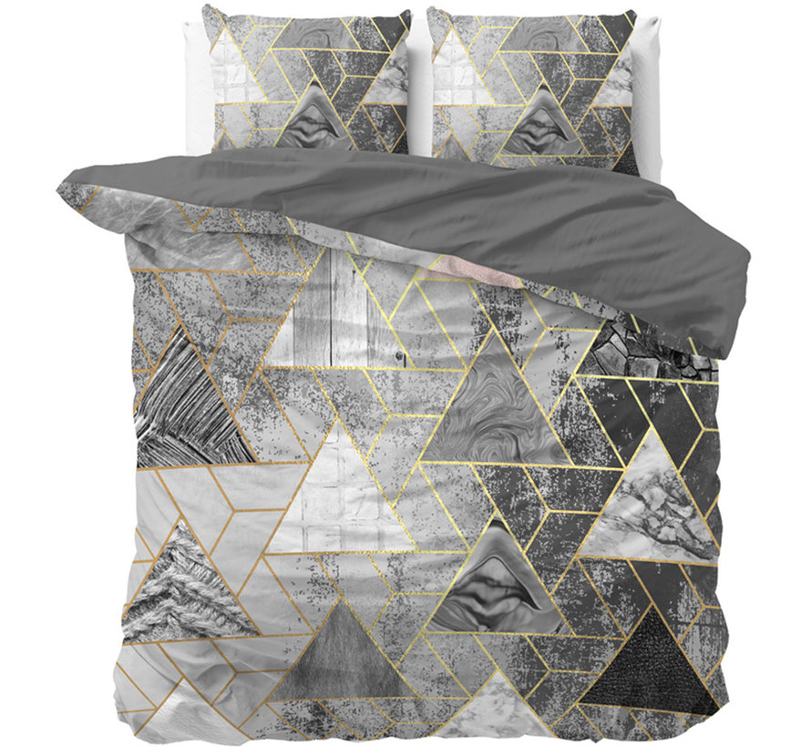Luxury Triangle - Grijs