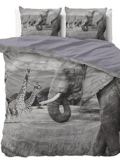 Dreamhouse Bedding Animal Family - Antraciet