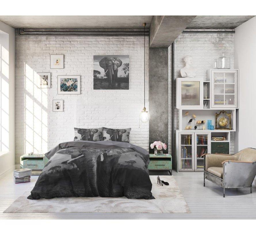 Elephant Mansion - Antraciet