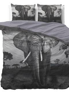 Dreamhouse Bedding Elephant Mansion - Antraciet