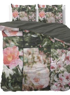 Dreamhouse Bedding Flower Fashion Art - Groen