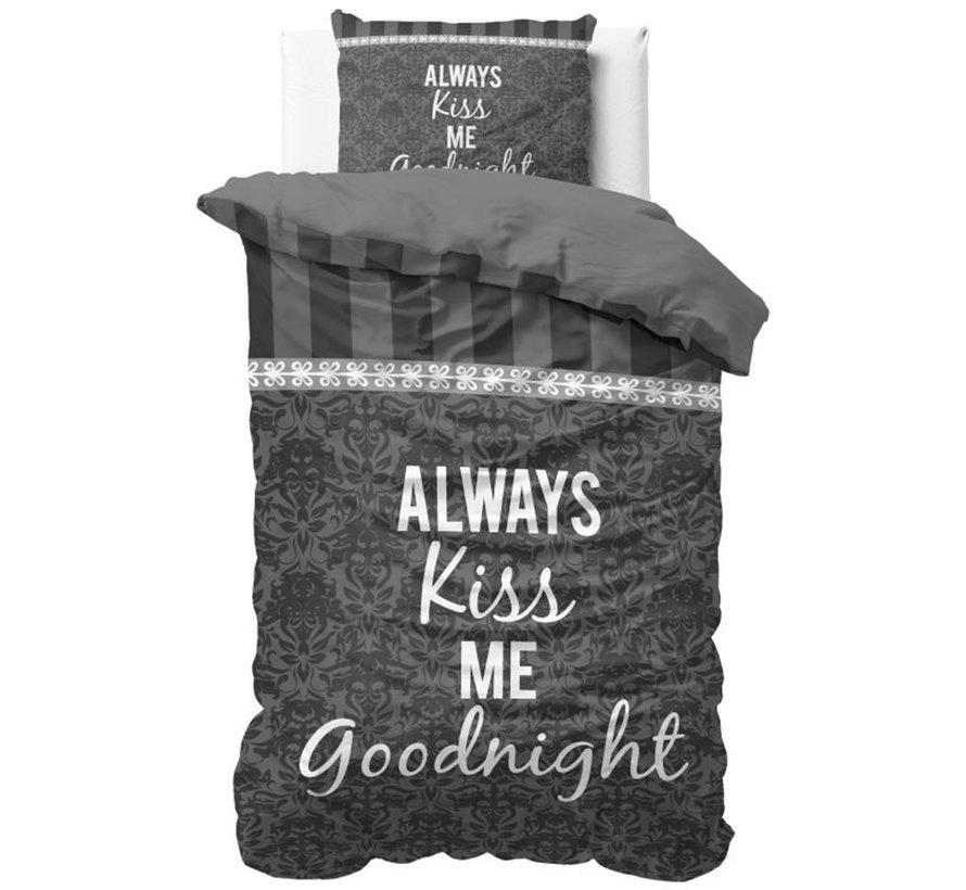 Kiss your Love - Grijs