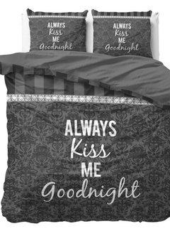Dreamhouse Bedding Kiss your Love - Grijs