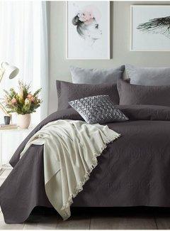 Sleeptime Bedsprei - Art - Antraciet