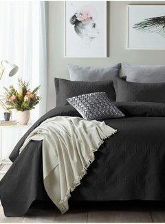 Sleeptime Bedsprei - Art - Zwart