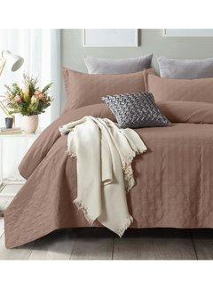 Sleeptime Bedsprei - Chrone - Taupe