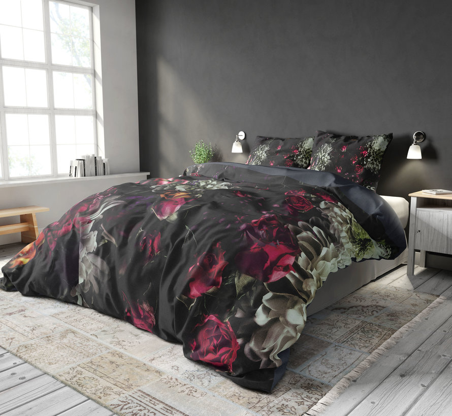 Black Rose - Zwart/Multi