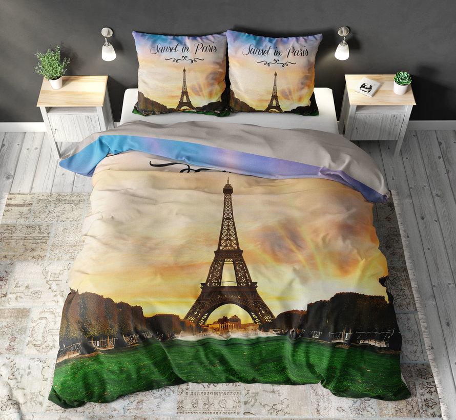 Sunset in Paris - Multi
