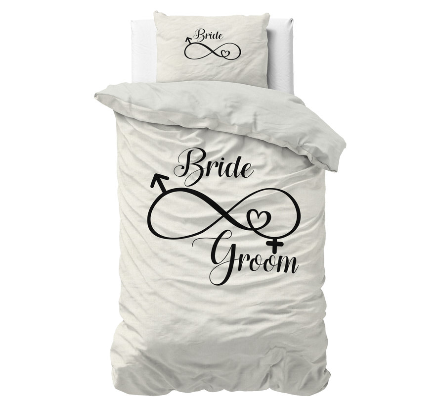 Bride and Groom - Wit
