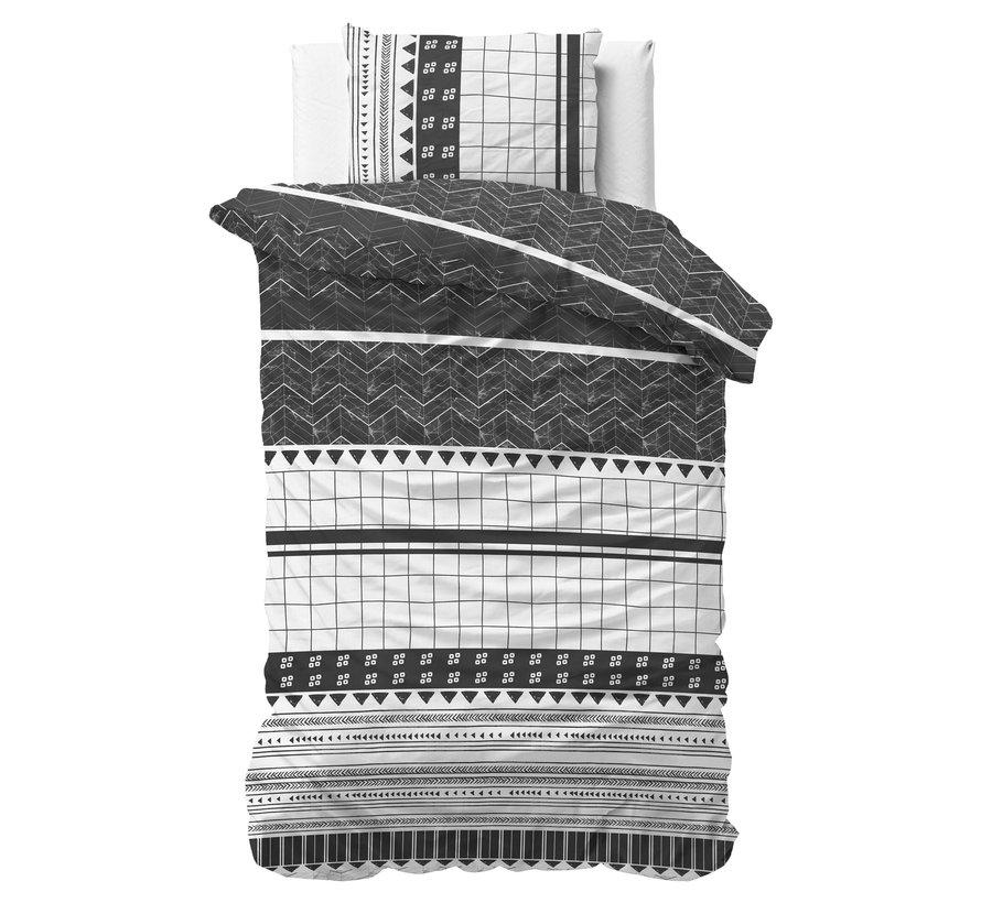 Artic Stripe - Grijs/Wit