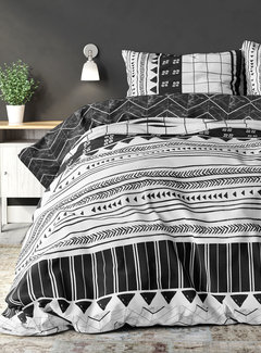 Sleeptime Artic Stripe - Grijs/Wit