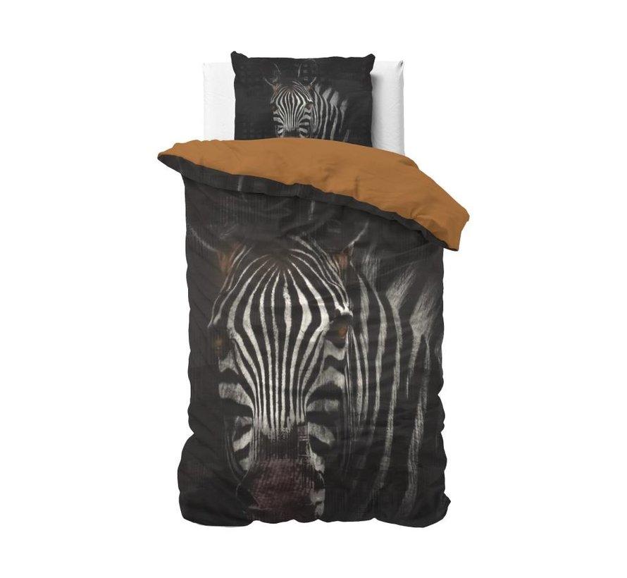 Zebra Mansion - Zwart