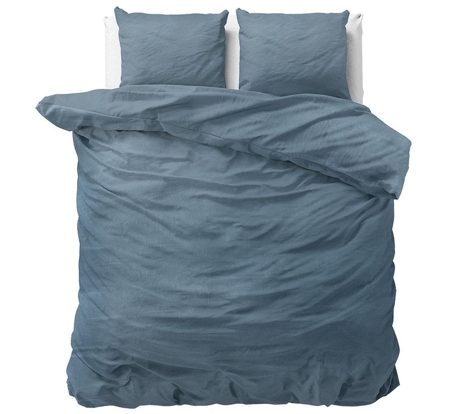 Stone Washed - Blauw