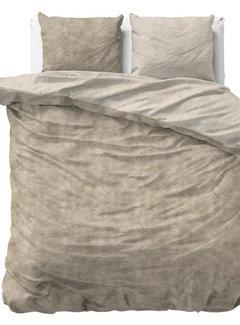 Sleeptime Twin Washed - Flanel - Taupe