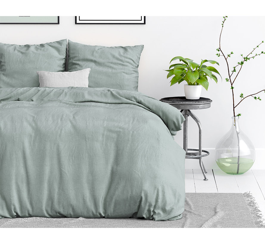Stone Washed - Groen