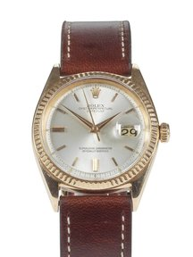Rolex Rolex Datejust 1601 rose gold 1963