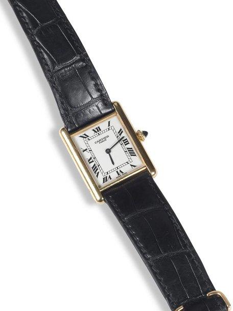 Cartier SOLD-Cartier Tank Louis Medium