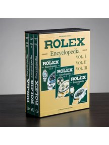 Rolex Rolex Encyclopedia (3 volumes)
