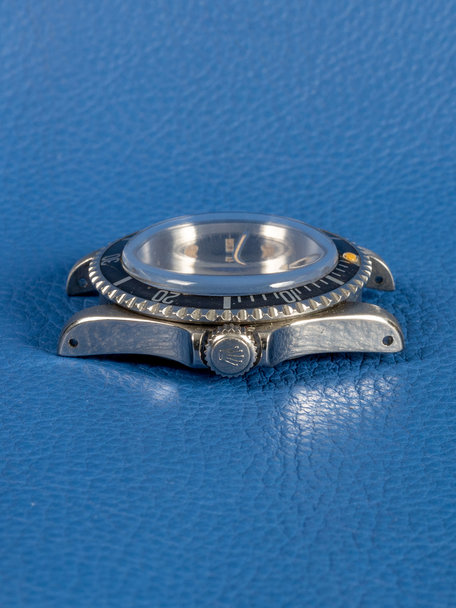 Rolex Rolex Submariner reference 5512 from 1965 with a gilt four liner dial