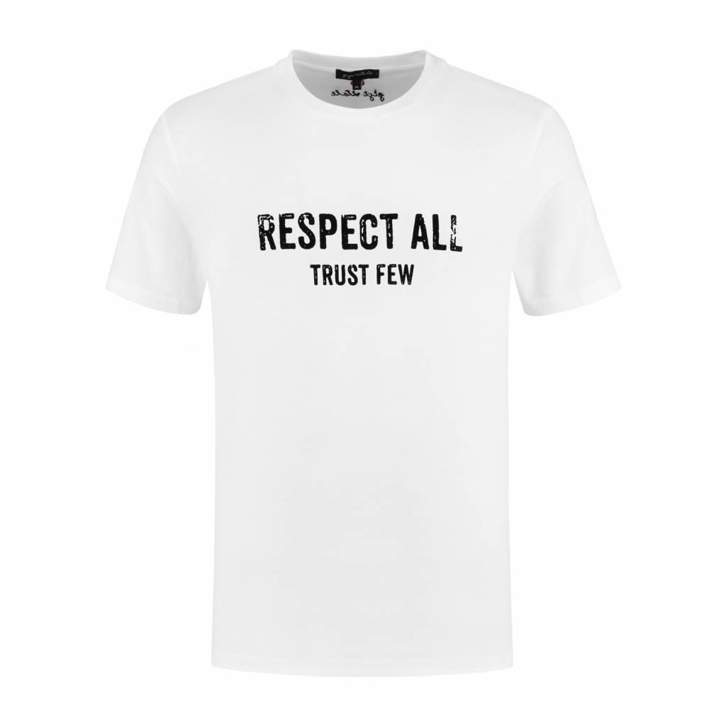 All T Shirt Gigi Respect Trust Vitale Few K1cFJTl