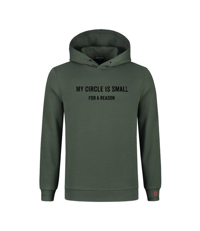 Gigi Vitale My Circle Is Small - Hoodie