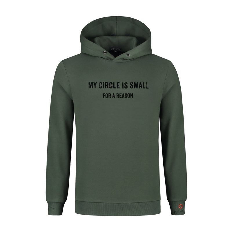 My Circle Is Small - Hoodie