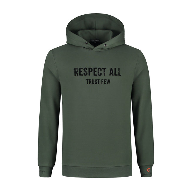 Gigi Vitale Respect All Trust Few -  Hoodie