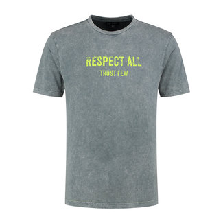 Gigi Vitale Respect All Trust Few - Vintage T-shirt