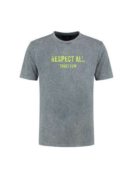 Gigi Vitale Respect All Trust Few - Vintage T-shirt