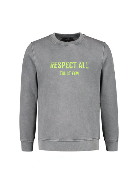 Respect All Trust Few - Vintage Sweater