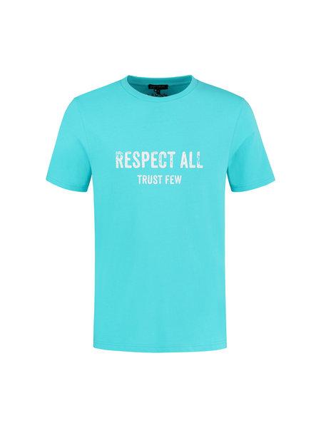 Gigi Vitale Respect All Trust Few - T-shirt
