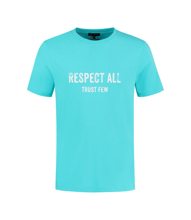 Gigi Vitale Respect All Trust Few - T-shirt