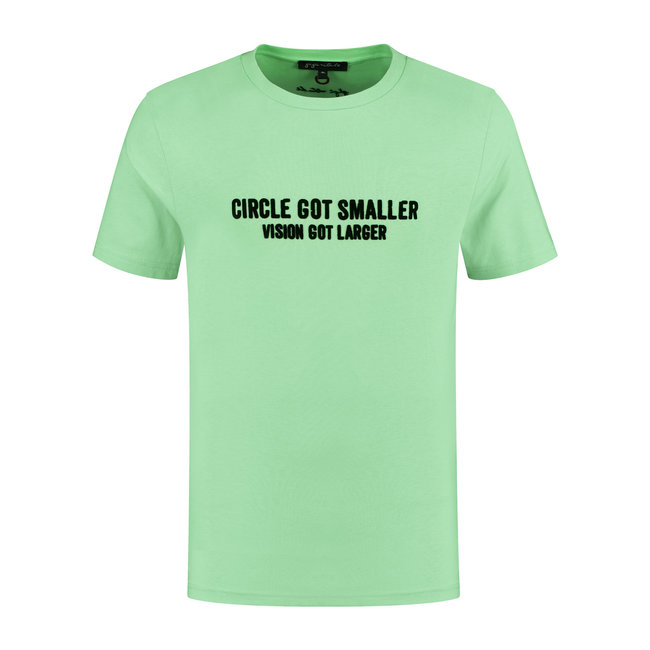 Gigi Vitale Circle Got Smaller - T-shirt