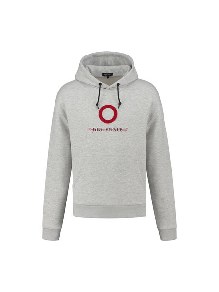 Oversized Circle  Hoodie