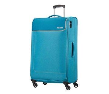 American Tourister American Tourister Funshine Spinner 79 Blue Ocean